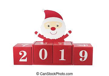 Santa Claus Figure