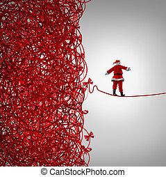Santa Claus Freedom