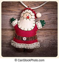 Santa Claus instagram