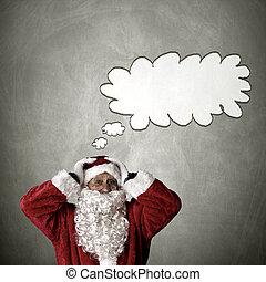 santa claus, kerstmis