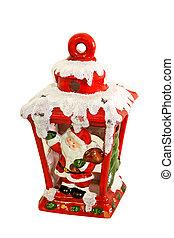 Santa Claus lantern