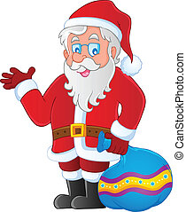 Santa Claus thematic image 3