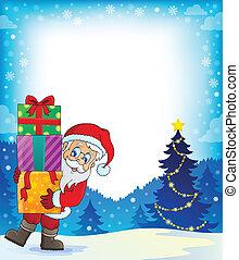 Santa Claus theme image 3