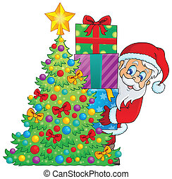 Santa Claus theme image 8