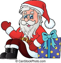 Santa Claus topic image