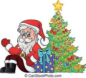 Santa Claus topic image