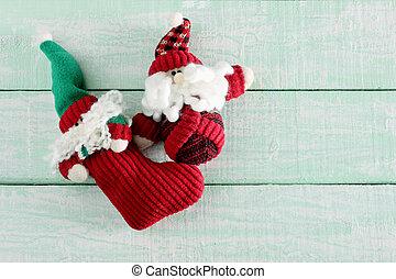 Santa Clause Soft Toys