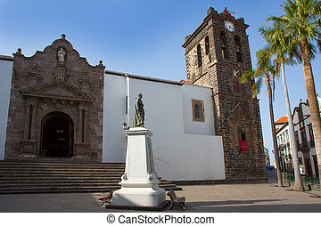 Santa Cruz de La Palma Plaza de Espana