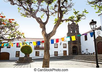 Santa Cruz de La Palma Plaza San Francisco