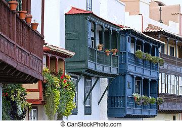 Santa Cruz de la Palma, Spain