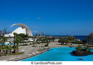 Santa Cruz de Tenerife, Spain