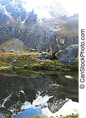 Santa Cruz Trek - Huascaran National Park, Peru