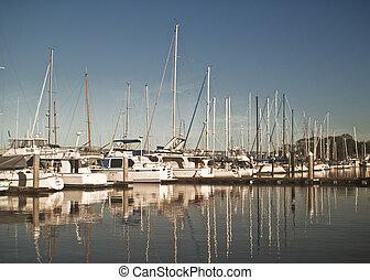Santa Cruz Yacht Harbor