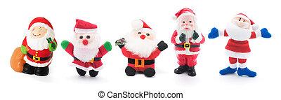 Santa Figures