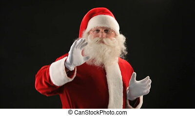 Santa hangout