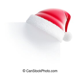 santa hat blank