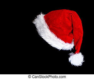 santa hat with space for text