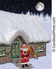 Santa is coming 2
