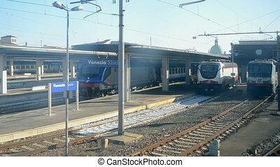 Santa Lucia railway station, Venice