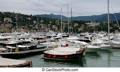 Santa Margherita Ligure harbour