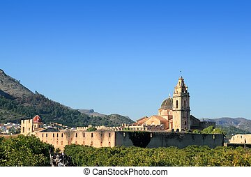 Santa Maria de la Valldigna Simat Monastery Spain - Santa...
