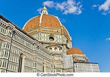 Santa Maria del Fiore in Florence, Italy - Beautiful...