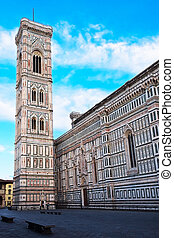 Santa Maria del Fiore in Florence. Italy.