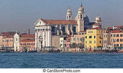 Santa Maria del Rosario Venice