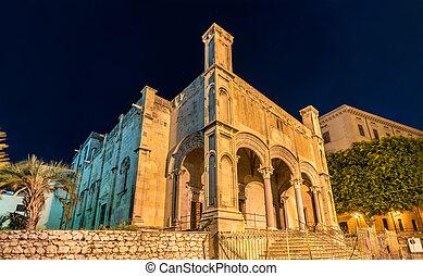 Santa Maria della Catena, a church in Palermo, Italy