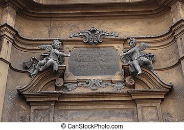 Santa Maria della Colonna detail - Santa Maria della Colonna...