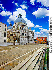 Santa Maria della Salute - Santa Maria Della Salute in ...