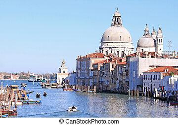 Santa Maria Della Salute Venice - Santa Maria Della Salute, ...