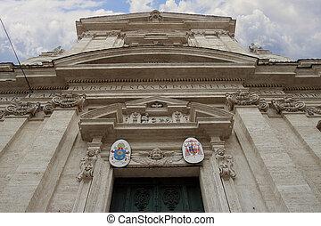 Santa Maria della Vittoria in Rome