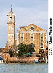 Santa Maria Murano Island