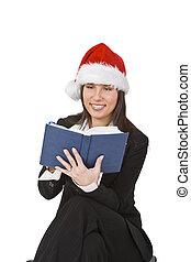 Santa secretary