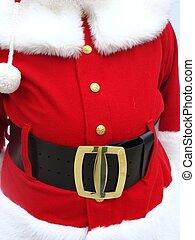 Santa'a Belly - Santa'a belly like a bowl full of jelly
