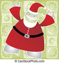 Santabot Says HoHoHo! - Super modern and ultra-efficient ...
