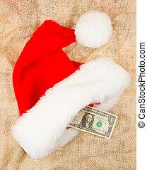 Santa's crisis budget