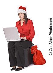 Santa\\\'s secretary