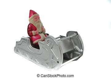 Santa\'s Super Sleigh