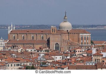 Santi Giovanni e Paolo in Venice Italy