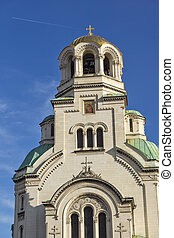 santo, bulgaria, iglesia, sofia, alexander, catedral, nevski
