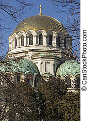 santo, bulgaria, sofia, alexander, catedral, nevski