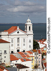 Santo Estevao Church Lisbon