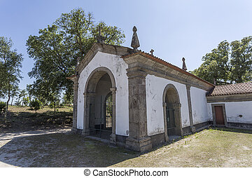 Santo Tirso Chapel Lord of the Padrao