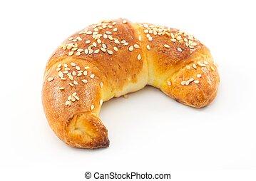 santoreggia, croissant