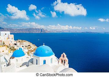 santorini 島, 希臘