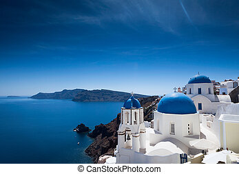 Santorini, beatitudine