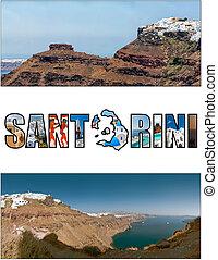 santorini, buzón, proporción, 11