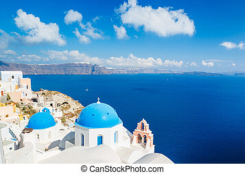 santorini eiland, griekenland